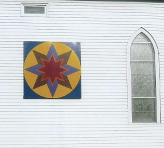 25. Waverly Lutheran Church-Harvest Star - 1333 220th St. Trimont MN 56176